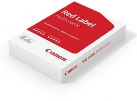 Бумага А4 500л Canon Red Label Professional 80г/м2,172CIE% класс А